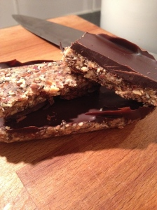 Superfood energy-bars