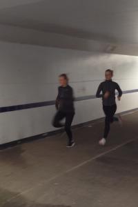 HIIT training voor de deur van Gym Inn
