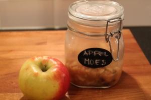 Oma's suikervrije appelcompote