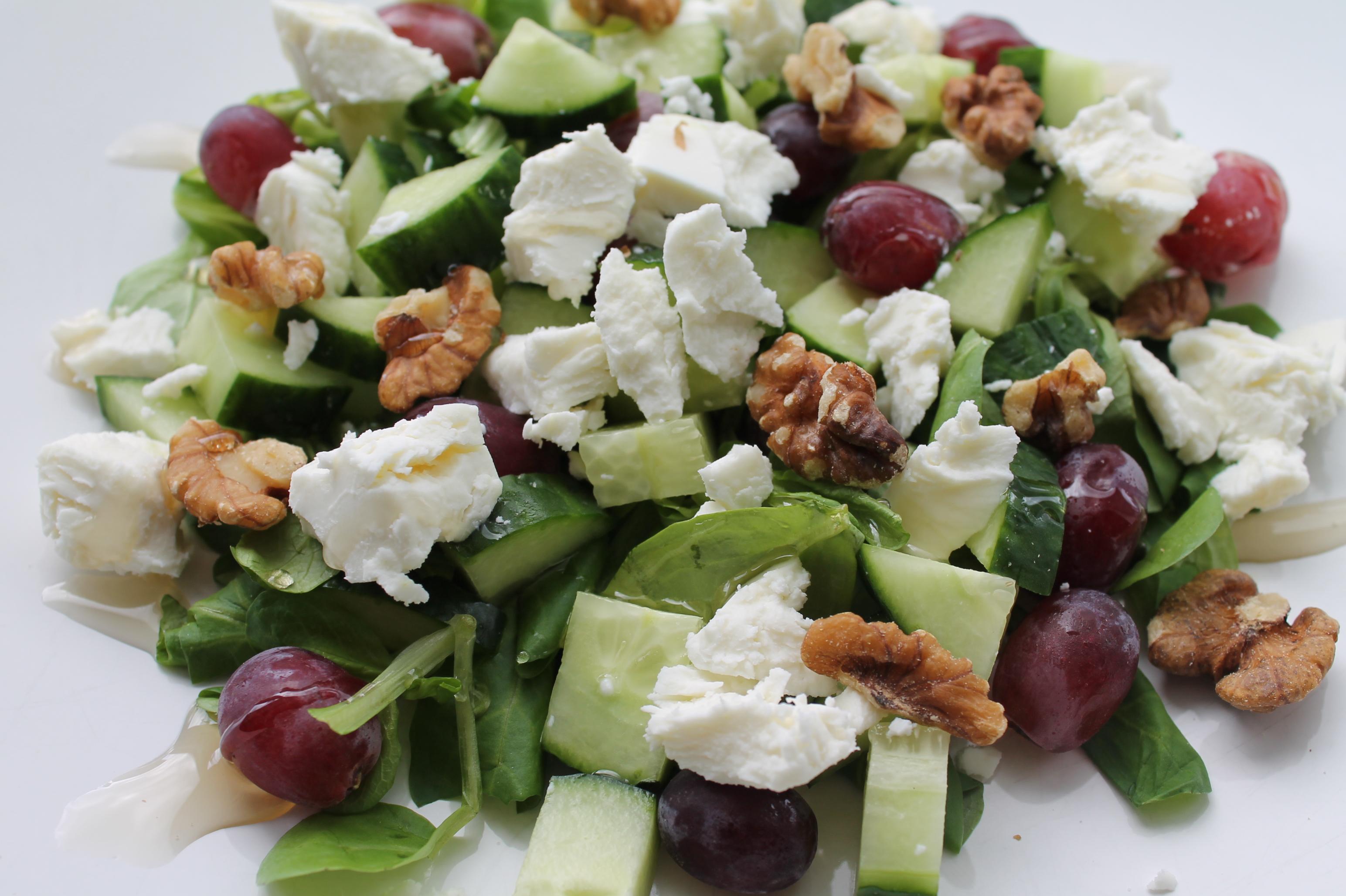 frisse salade recept