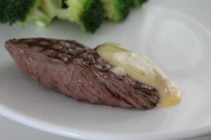 Biefstuk met home-made aioli
