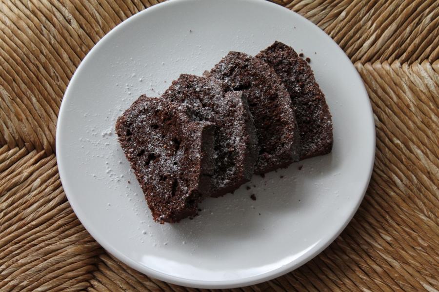 luchtige chocolade cake