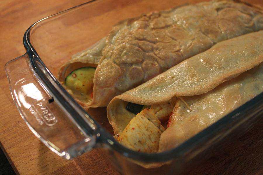 gluten vrije tortilla wraps