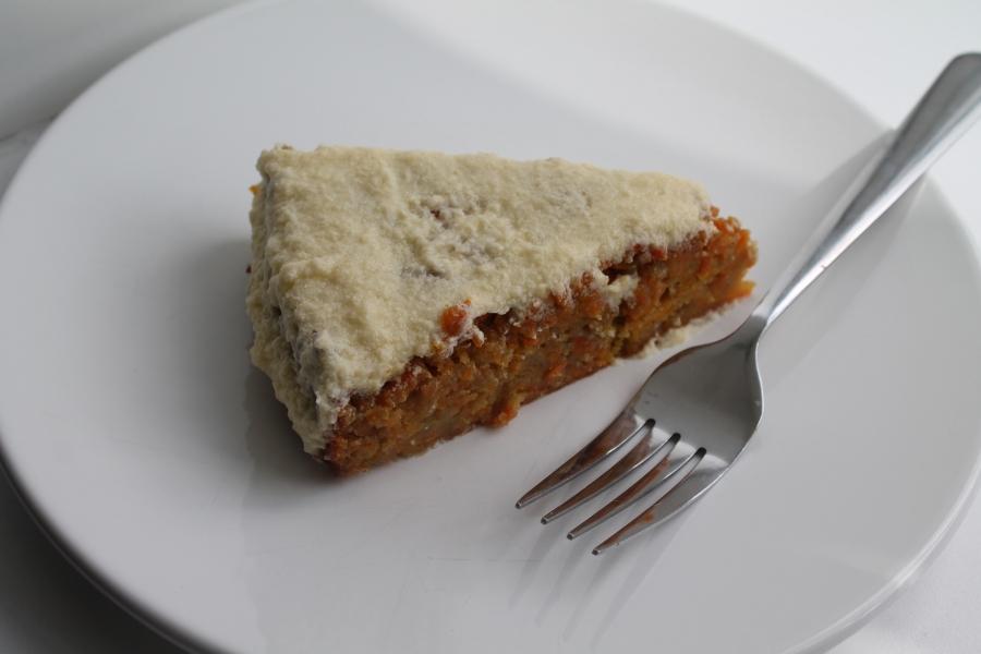 wortel taart gluten vrij
