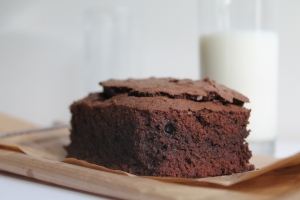 gluten vrije brownie