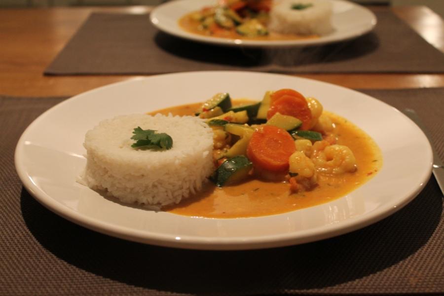 simpele curry thais